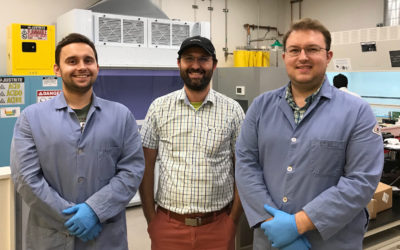 A new low-cost method to mass manufacture nanomaterials