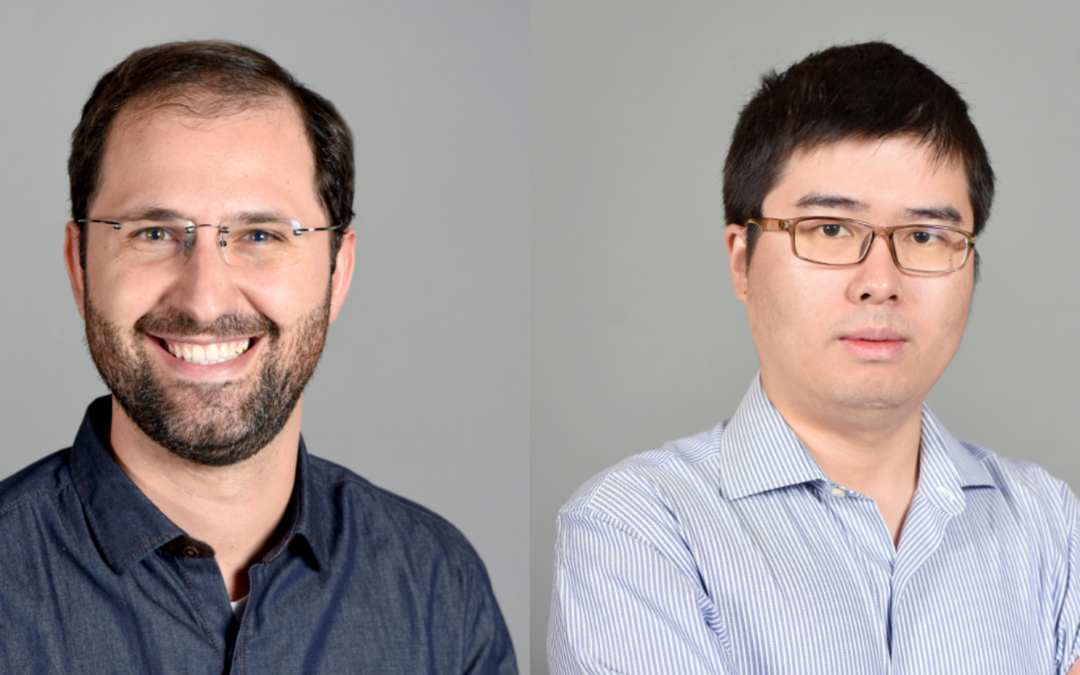 Dr. Azeredo and Dr. Chen Awarded NSF Grant on Nanomaterials for 3D Printing
